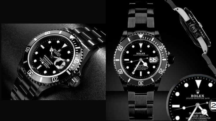 Rolex does not currently offer any black versions of their popular Submariner, GMT, Explorer II, Yacht-Master, Daytona or Milgauss watches. Enter Bamford & Sons, who has been filling this void by offering Rolex watches in black, as you can see here. Now they have taken it a step further and you can actually customize the dial, hands, indexes and date window, and preview it live online. I like the efforts of Bamford & Sons, however I would much rather buy a black Rolex from Rolex, not...