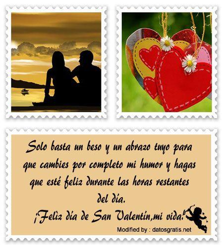 Bonitas Frases De Amor Para San Valentin Bonitas Palabras De Amor