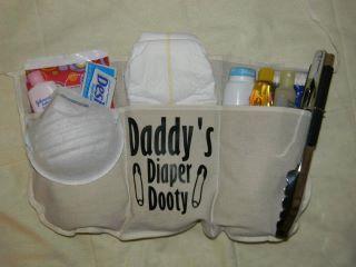 Daddy's Diaper Dooty Tool Belt