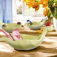 Villeroy und Boch Leaf Bowls Schälchen aus Porzellan