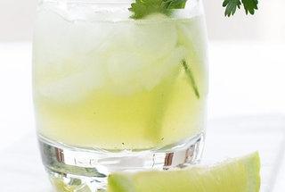 Celery Cilantro Cocktail — Recipe from Skinny Taste