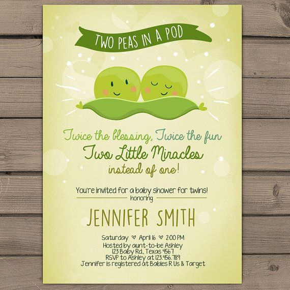 The 25+ best Twin baby showers ideas on Pinterest