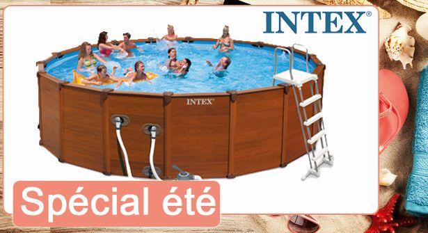 Gagnez une piscine Intex