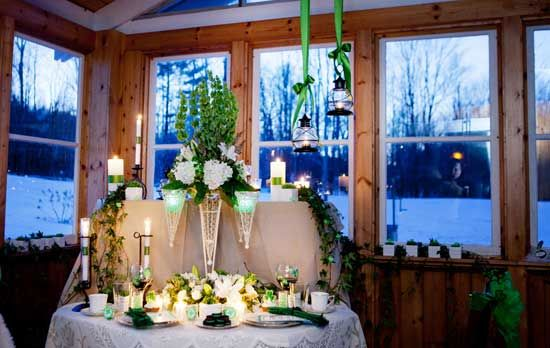 Love, Luck, and Shamrocks: St. Patrick's Day Wedding Style Inspiration