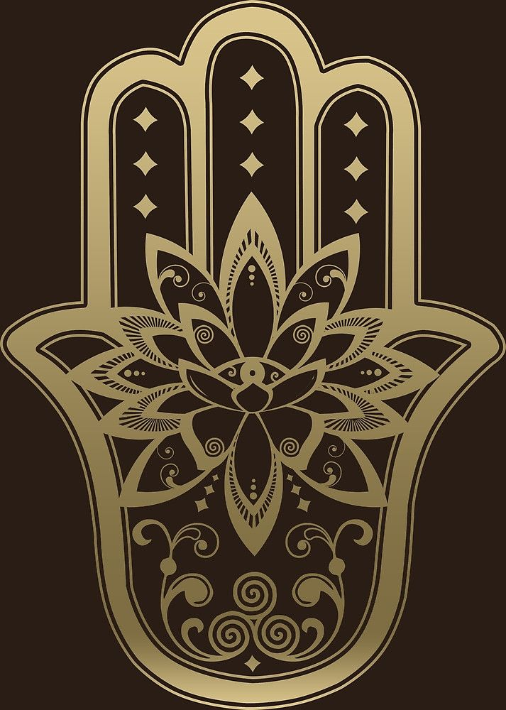 http://www.redbubble.com/people/mellowgroove/works/21138414-hamsa-lotus-flower
