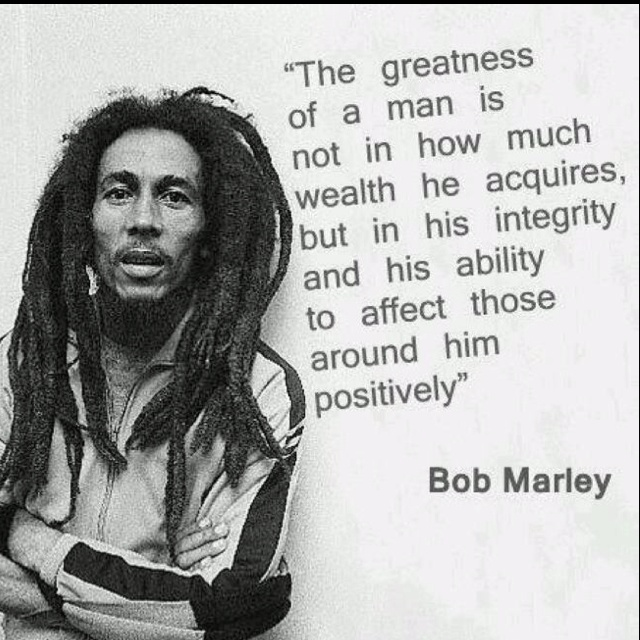 Positive vibes.: Words Of Wisdom, This Man, Bobmarley, Bobs Marley Quotes, Life, Wordsofwisdom, Well Said, Living, Wise Words