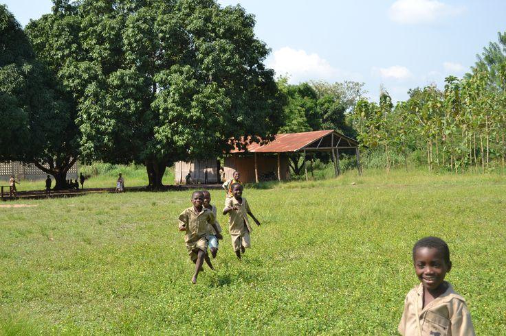 Voyage humanitaire: construction école primaire (Togo)