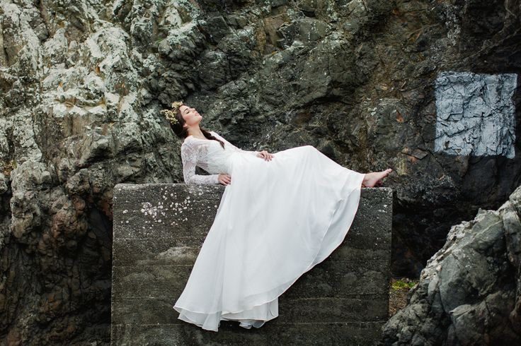 Felicia gown with Lindee Rose jacket by Sally Eagle