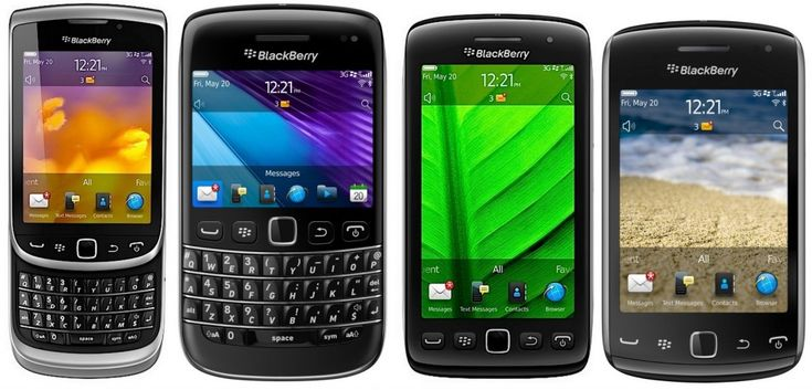 RIP BlackBerry: 1999 To 2013