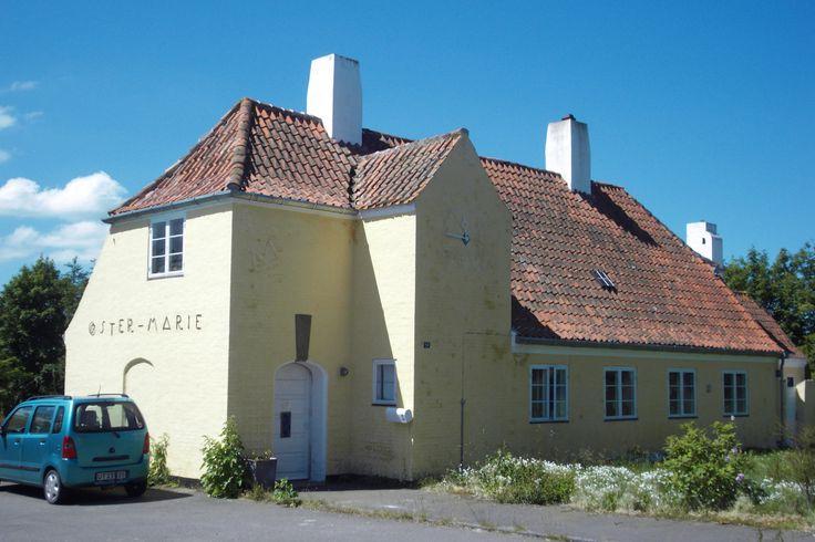 Kai Fiskers station i Østermarie.