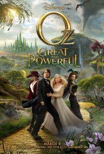 A small-time magician arrives in an enchanted land and is forced to decide if he will be a good man or a great one.