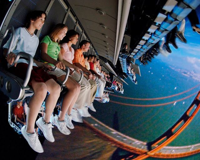Soarin', Disney's Epcot. Photo courtesy of WDW News