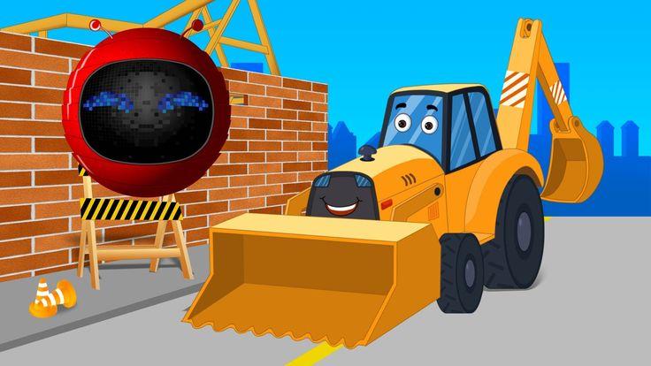 불도저 | buldojeo | JCB | Zobic Bulldozer #zobicbulldozer #vehicles #transport #kidsvideo #childrenvideo #education #parenting #entertainment