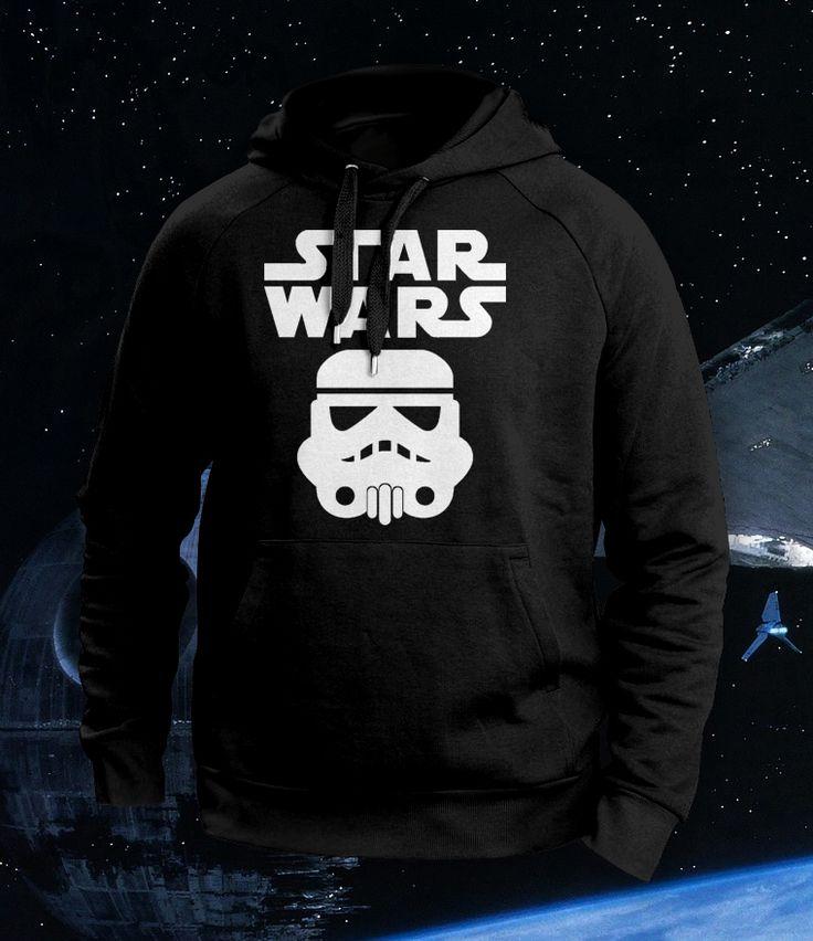 Sudadera star wars clon