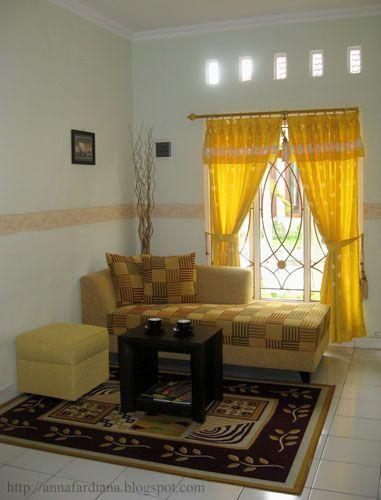 My Home Sweet Home » Siasat Ruang Tamu Kecil Jadi Memikat