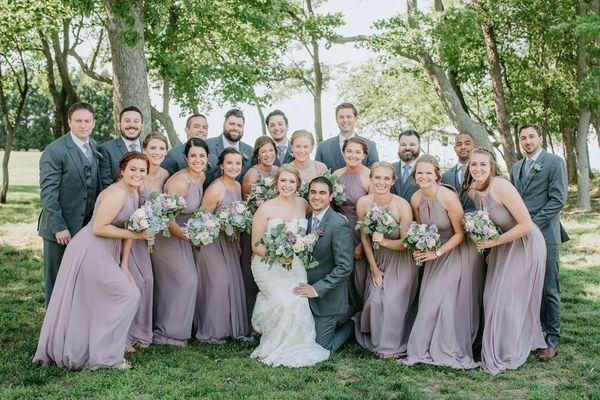 Azazie Dusk Lavender Grey Wedding Lavender Bridesmaid Dresses Grey Purple Wedding