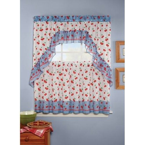 Vintage Kitchen Curtains | Kitchen Curtain Idea