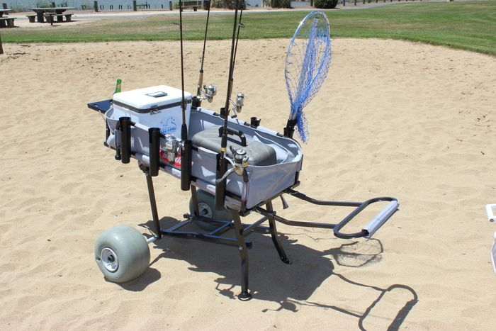 60 best images about beach wheels on pinterest beaches for Beach fishing carts