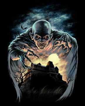 Barlow O_O   Horror T-Shirts :: FRIGHT-RAGS :: The best in horror t-shirts!