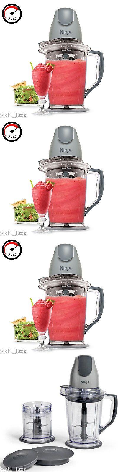 appliances: Ninja Master Prep Blender Food Processor Chopper Drink Mixer Smoothie Maker -> BUY IT NOW ONLY: $31.25 on eBay!
