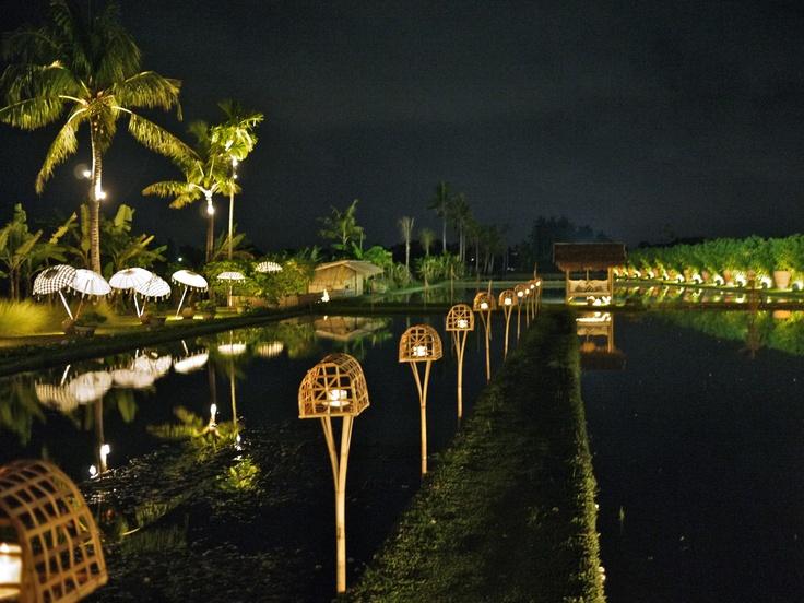 The restaurant Sardine in Bali