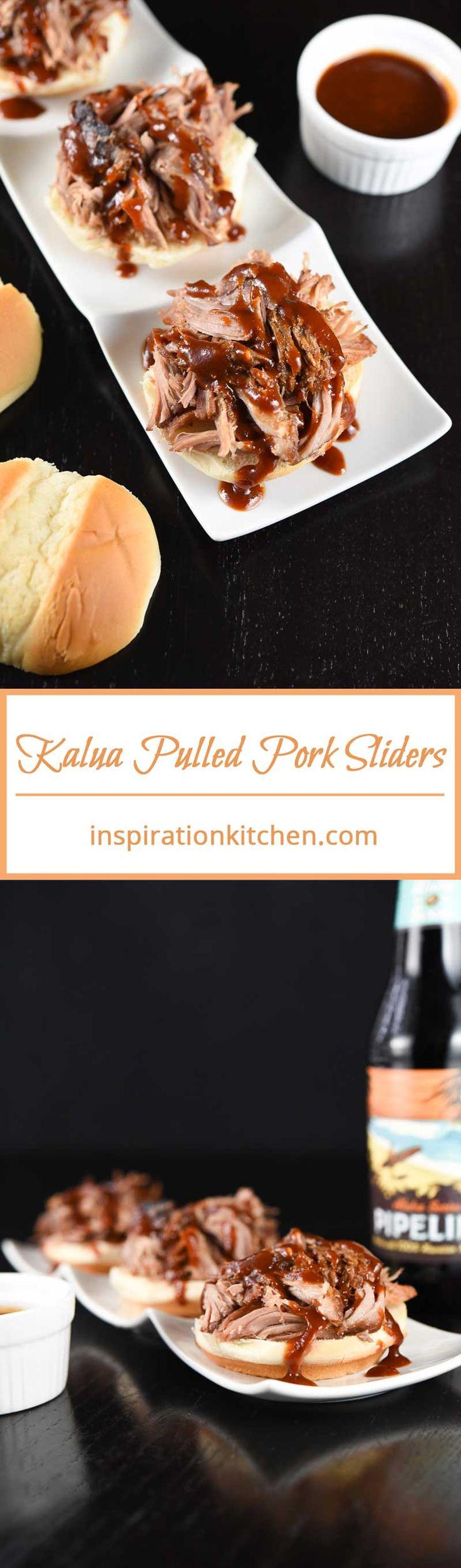 Kalua Pulled Pork Sliders   Inspiration Kitchen
