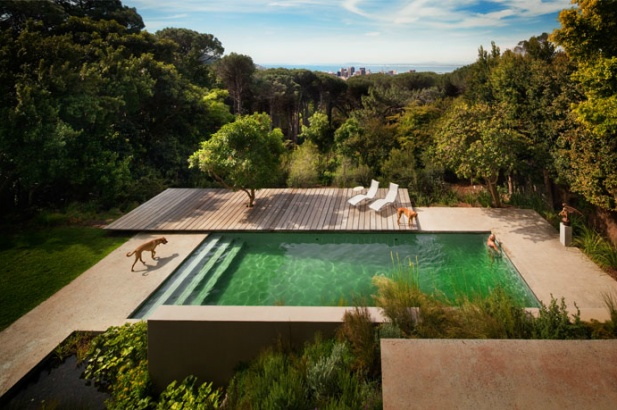 Newlands House  Cape Town, South Africa    A project by: Antonio Zaninovic    Architecture
