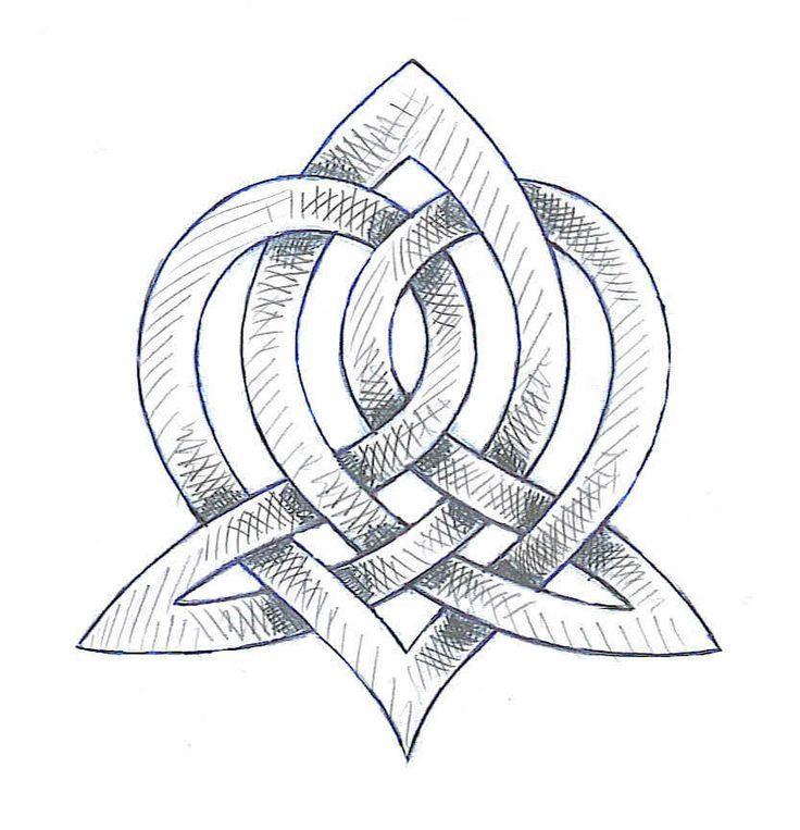 Irish Tattoo Ideas Siblings: Celtic Sister Symbol