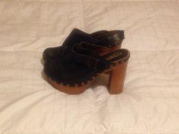 Available @ TrendTrunk.com Jeffery Campbell black clogs . By Jeffery Campbell . Only $46.00!