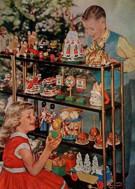 Retro Christmas Toy : Christmas goodies better homes gardens december