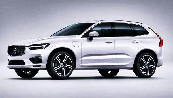 New Volvo Xc60 2022 Facelift Motor