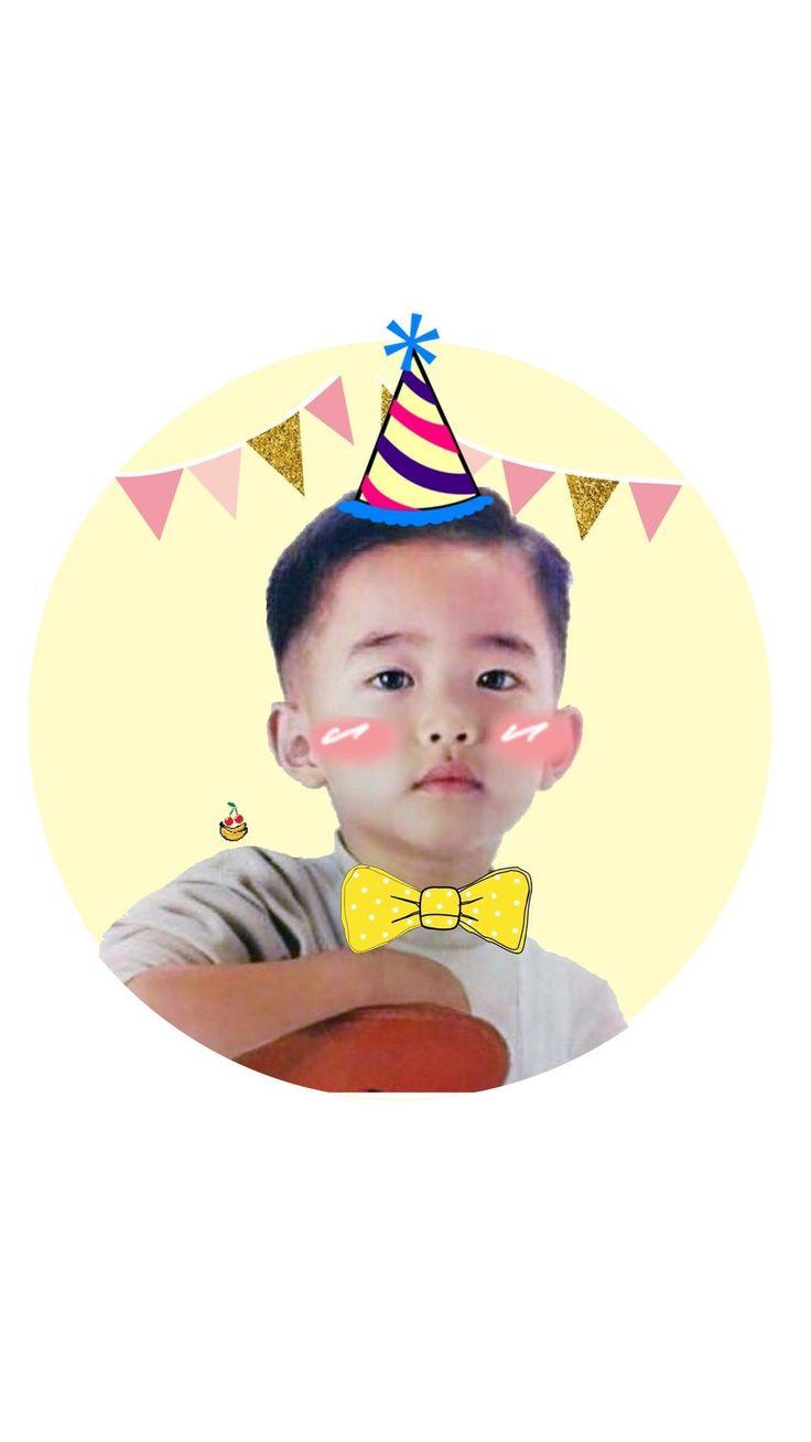 생일 축하해 D.O. ❤️ Happy Birthday Do Kyeong Soo  930112 - 180112 Wallpaper