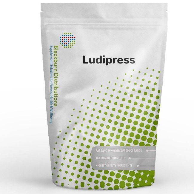 Ludipress sed as a tablet binder and produces tablets of good hardness and low friability, which are obtainable even at low compression forces. http://www.blackburndistributions.com/ludipress-powder.html