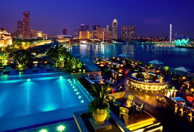 Singapore is renowned for its glorious skyline and what better way to experience the incredible views than from the heights of a rooftop bar. From gold-tiled pools to sky high craft breweries, here are our top picks for Singapore's best rooftop bars http://www.escapetravel.com.au/holiday-ideas/2015/03/30/singapores-best-rooftop-bars/