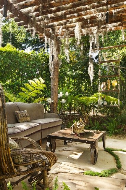 6 Pc Patio Set With Umbrella: 1000+ Ideas About Rustic Patio On Pinterest