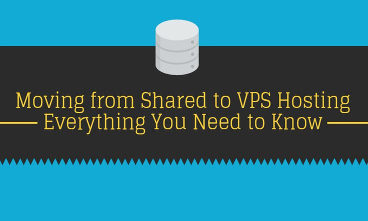 10 Simple Points to Decide When to Move to VPS Hosting from Shared Hosting