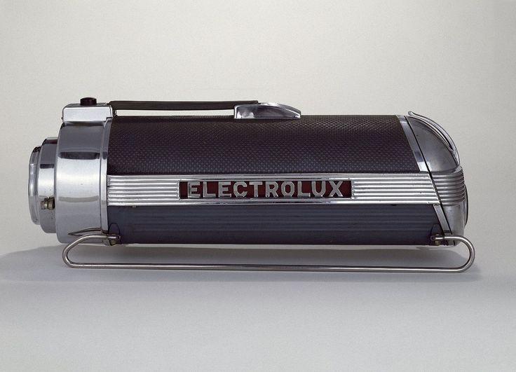 Lurelle Guild. Vacuum Cleaner, Ca. 1937.   Industrial Design   Wikipedia,