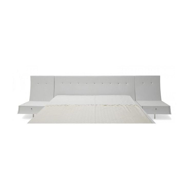 Whiteline Concavo Bed Panels