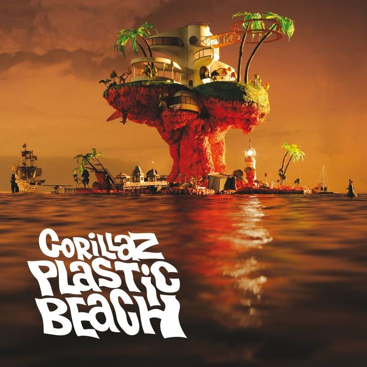 Stylo (feat. Mos Def and Bobby Womack) by Gorillaz - Plastic Beach