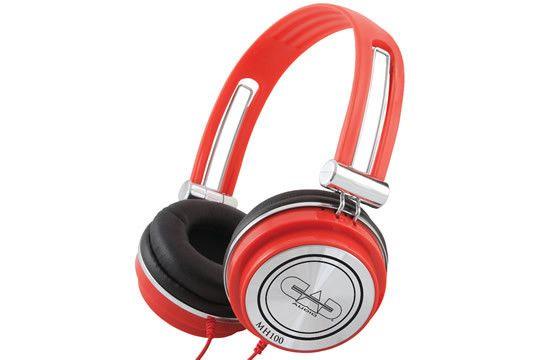 CAD MH100 Closed-Back Studio Headphones