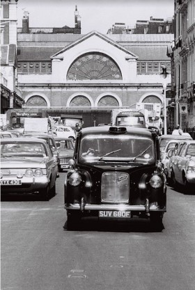 Covent Garden - Retronaut