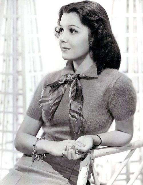 Ann Rutherford - played the role of the youngest O'Hara sister in Gone With the Wind