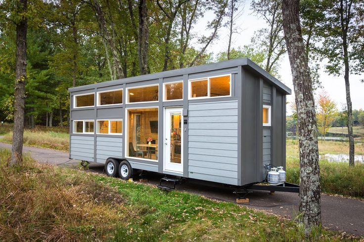 Small portable home lets you hit the open road in freedom and luxury