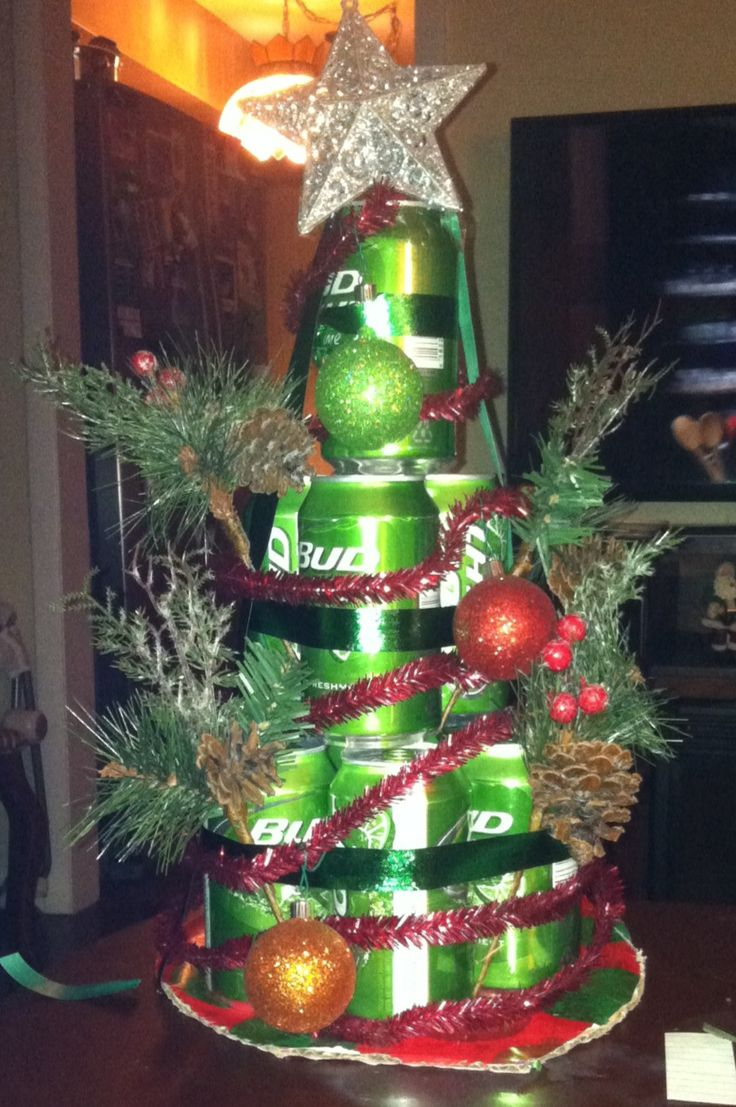 Christmas Beer Cake I made for a Pollyanna gift.