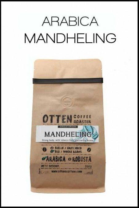 KOPI ARABICA MANDHELING | OttenCoffee - Mesin Kopi , Coffee Grinder , Barista Tools , Kopi Indonesia
