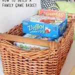 Family Game Basket: lots of good recommendations for preschoolers and up.