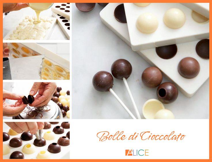 Bolle di Cioccolato, dolci tentazioni da mordere per momenti indimenticabili.