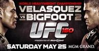 UFC 160 - Cain Velasquez vs Antonio Silva