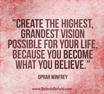 Vision Board Pictures and Quotes | What is your Grandest Vision? | Quotes