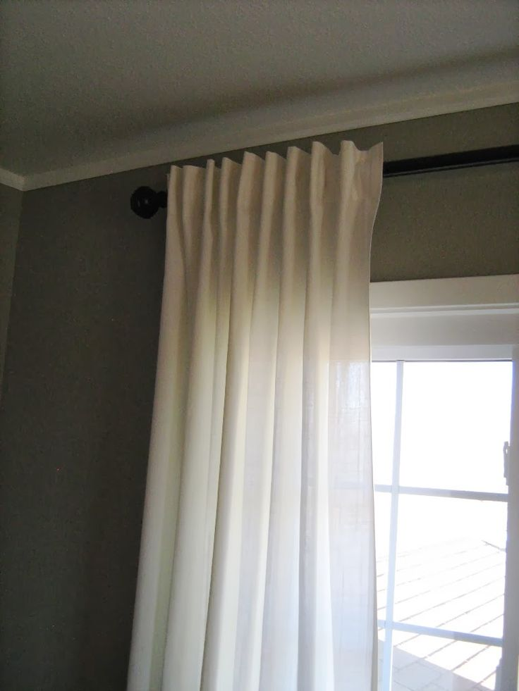 Ikea Ritva Pair Of Curtains Kindred Style Master Bedroom Makeover Progress Part 4 Pictures